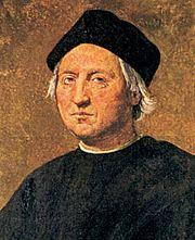 Знакомьтесь: Христофор Колумб - пират и заговорщик