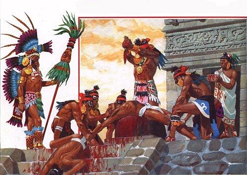 Жертва цивилизации